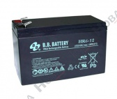 BB Battery HR 6-12