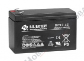 BB Battery BPX 7-12