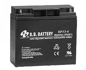 BB Battery BP 33-6
