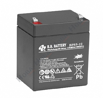 BB Battery BPS 5-12