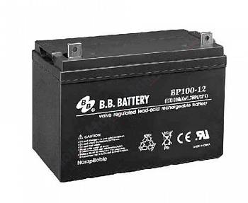 BB Battery BP 100-12