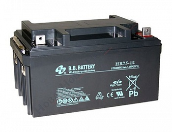 BB Battery HR 75-12