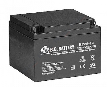 BB Battery BP 26-12