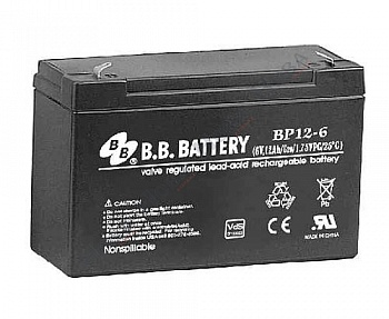 BB Battery BP 12-6